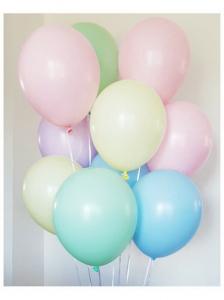 """Воздушные шарики 12"""" """"Макарунсы"""""""