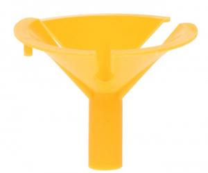 Держатель (зажим) для воздушных Шаров диаметр 6 мм Желтый