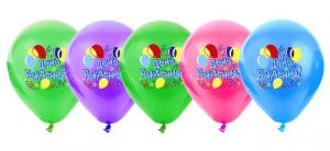 """Воздушные шары """"День Рождения"""""""