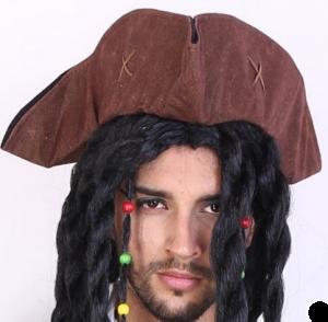 Реалистичная пиратская треуголка