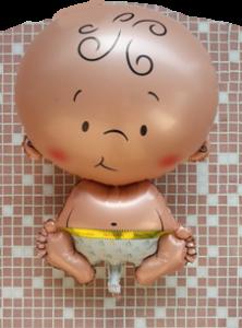 """Фольгированный шар """"Младенец"""""""