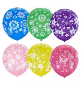 """Воздушный шар """"Летние Цветы"""""""