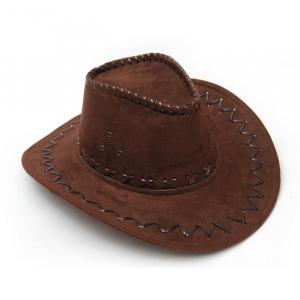 Шляпа ковбоя тёмная